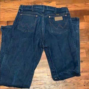 Men's wrangler jeans